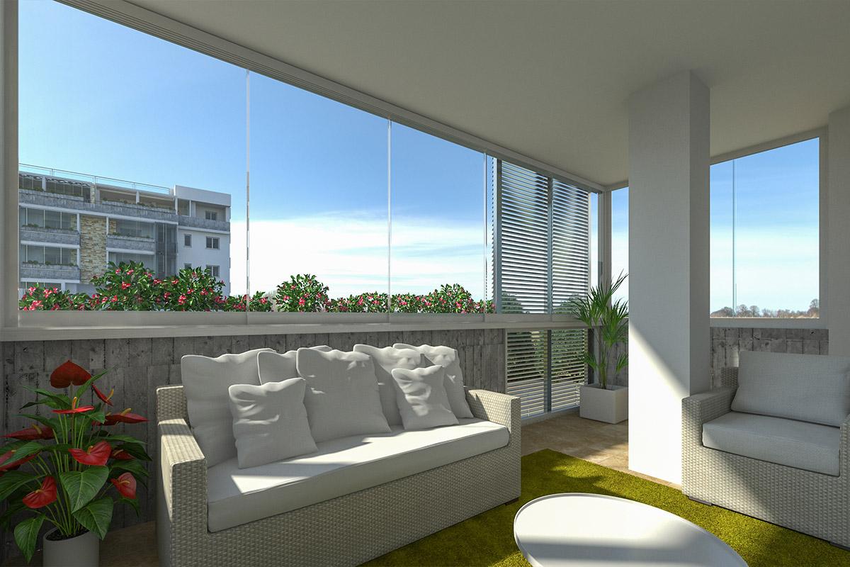 Coprire Terrazzo Con Veranda come chiudere il tuo balcone, tensotex