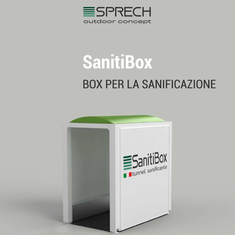 sprech sanibox